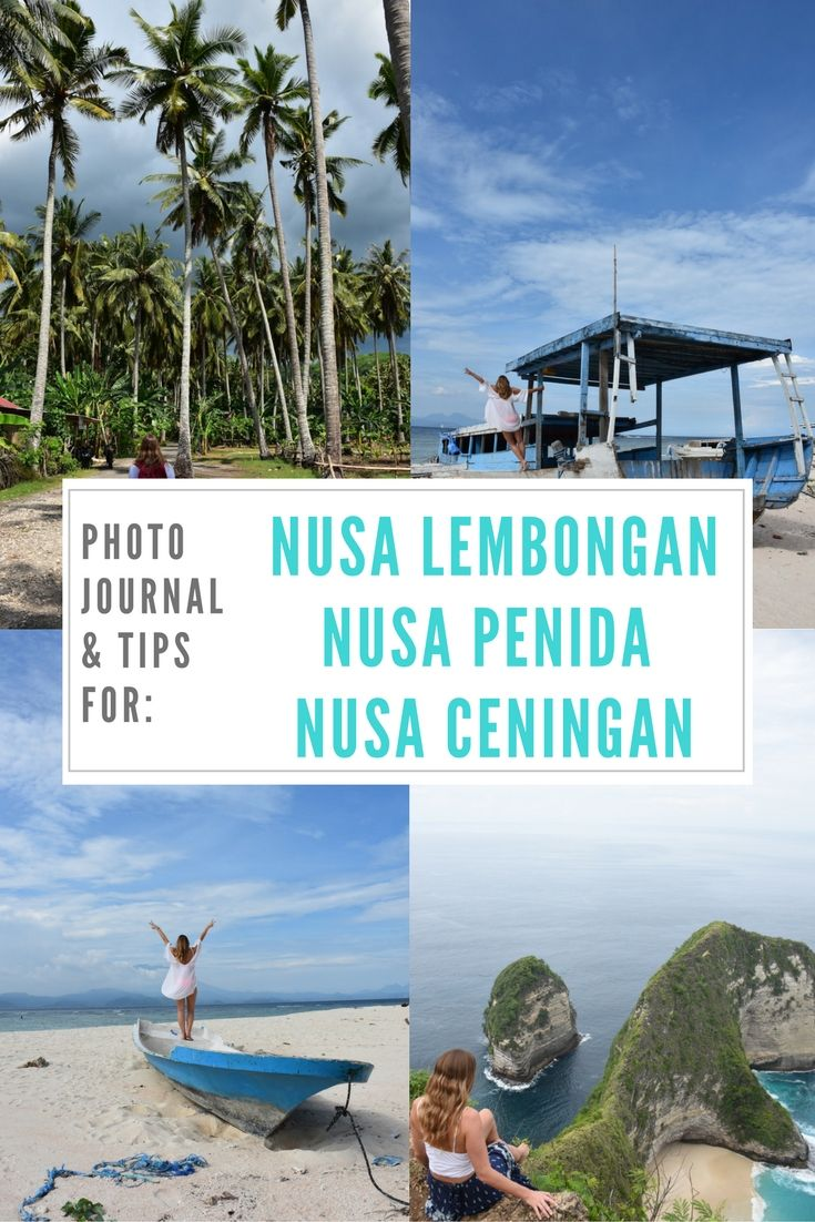 how to get to nusa penida from lembongan