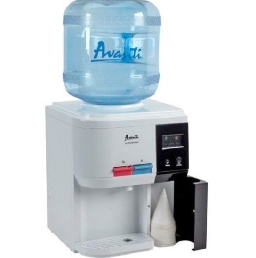 Ceramic Water Dispenser Fits 3 5 Gal Bottles Any Water Dispenser And Or Jug Really Water Dispenser Water Dispenser Stand Countertop Water Dispenser