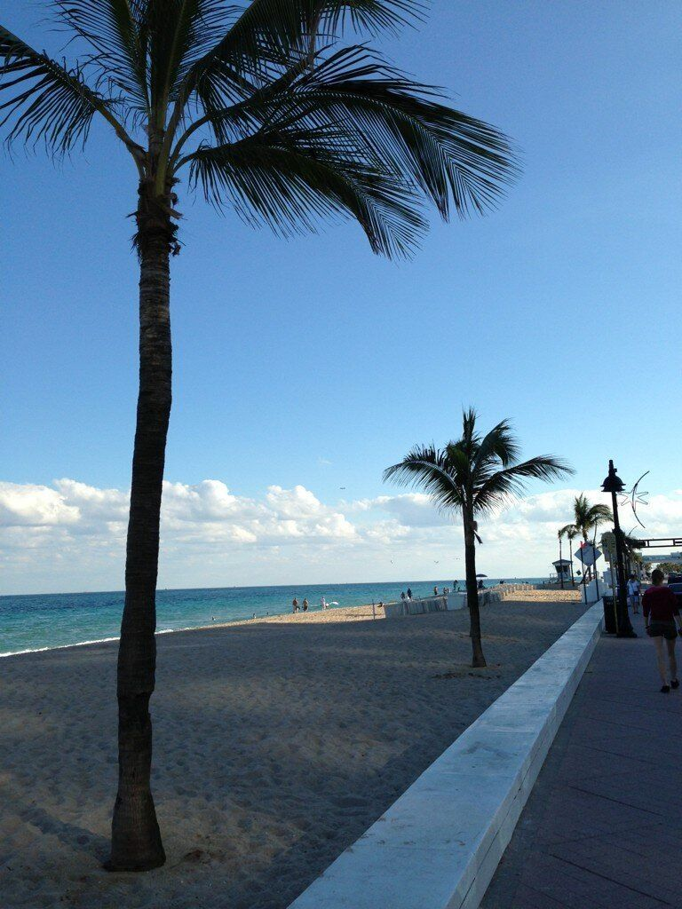 Beautiful Beaches, Fort Lauderdale
