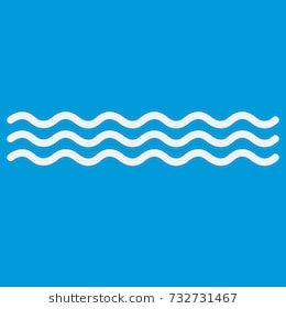 Blue wave pattern background design icon water line wavy stripe texture abstract art backdrop graphic style also new link stock pearls pinterest stripes and rh