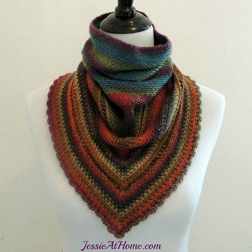 Free Pattern] Fall Cowgirl Crochet Cowl | Free crochet, Jessie and ...