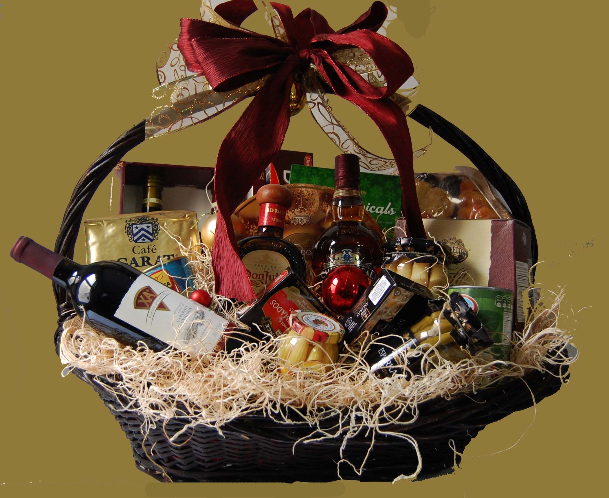 Canastas Navidenas Christmas Basket Canastas De Navidad Cesta