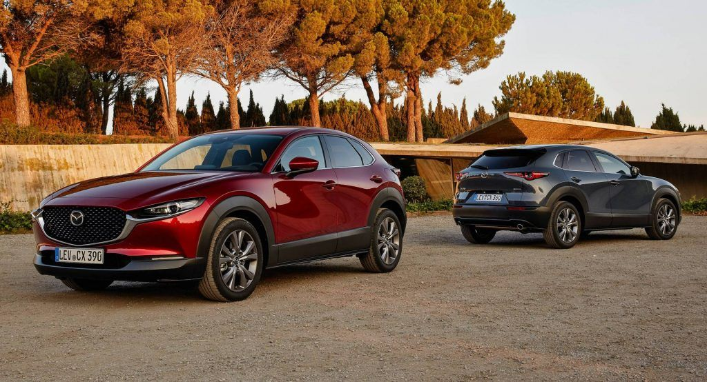 Mazda Won't Launch Any New Models Until 2023 When It Gets ...