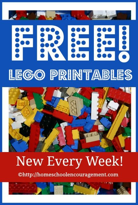 lego learning with many free lego printables for your homeschool
