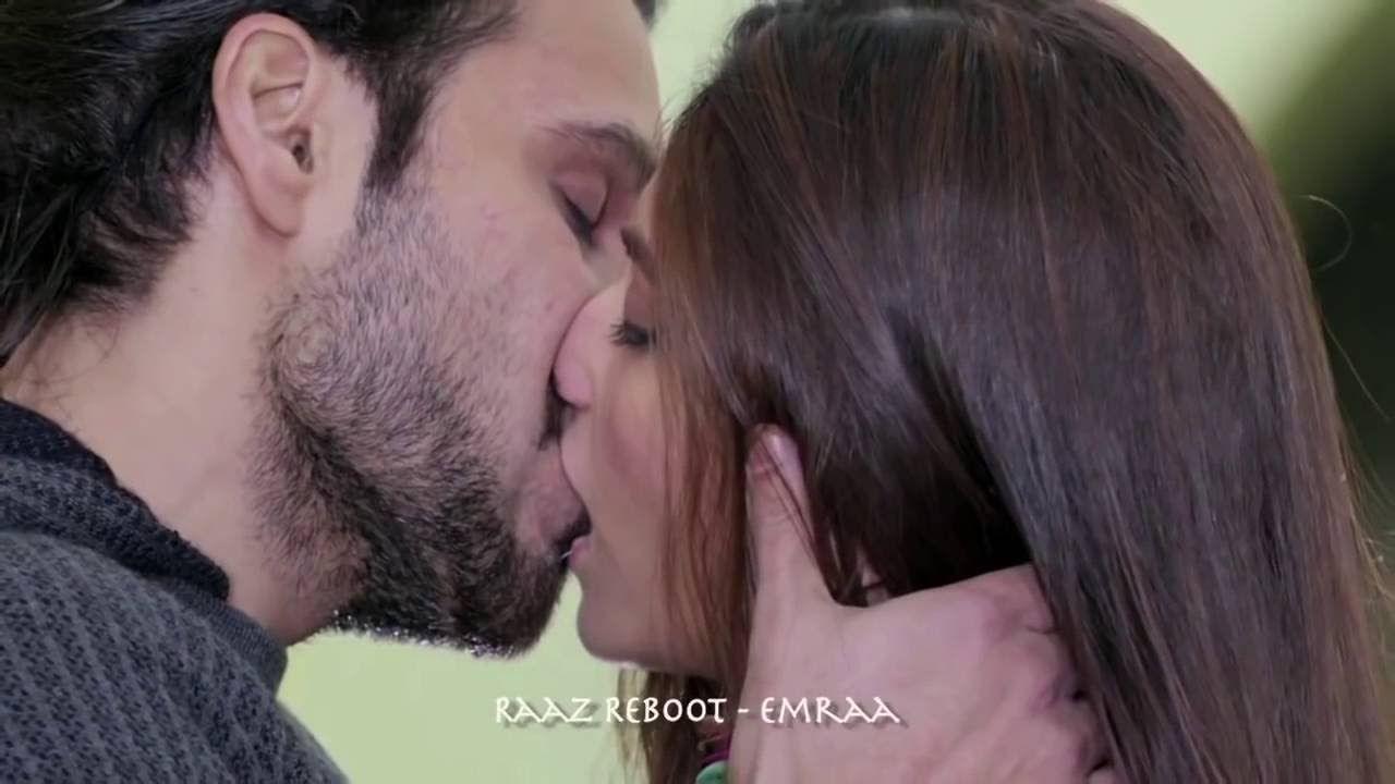 Kriti Kharbanda Hot Kiss