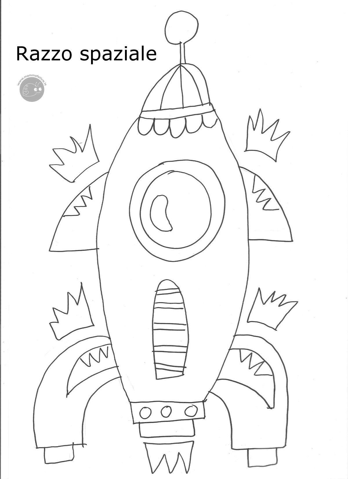 Disegna E Colora Il Meglio Di Disegno Razzo Spaziale Of Disegna E Colora Disegna E Colora Il Meglio Di Disegno Razzo Spaziale Of Disegna Nel 2020 Disegni Razzi Spaziali