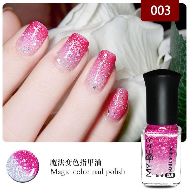 1pcs 2016 New Fashion Nail Art Makeup Cosmtic Waterproof Nail ...