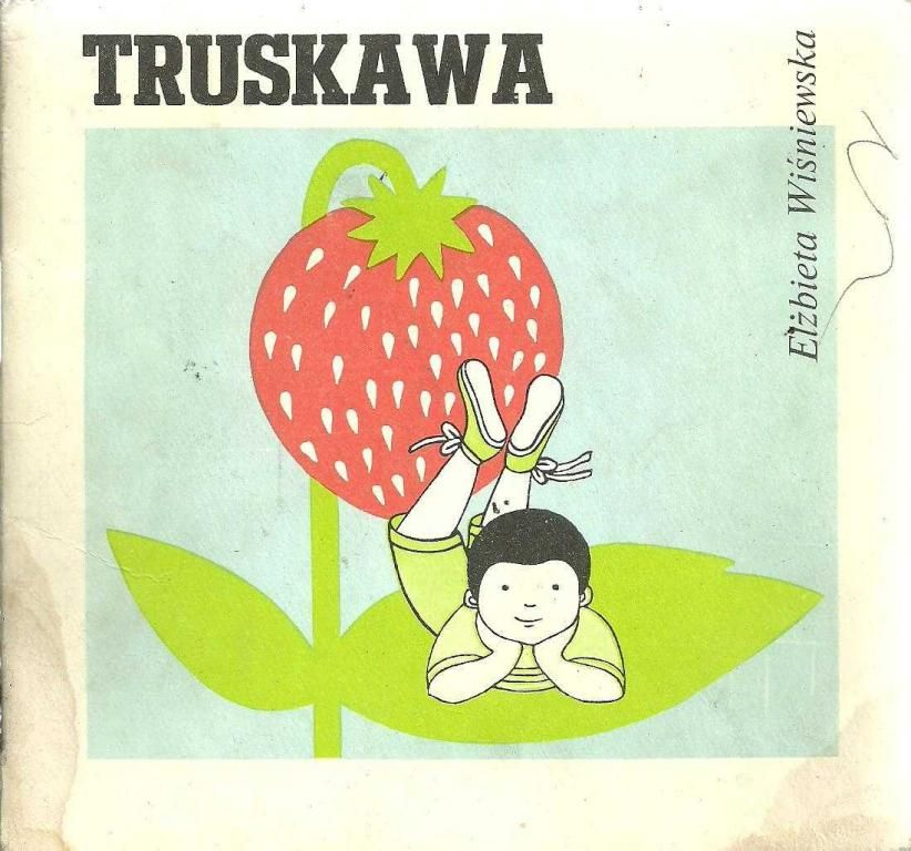 Seria Z Wiewiorka Truskawa 5306752347 Oficjalne Archiwum Allegro Childhood My Childhood Vintage Polish
