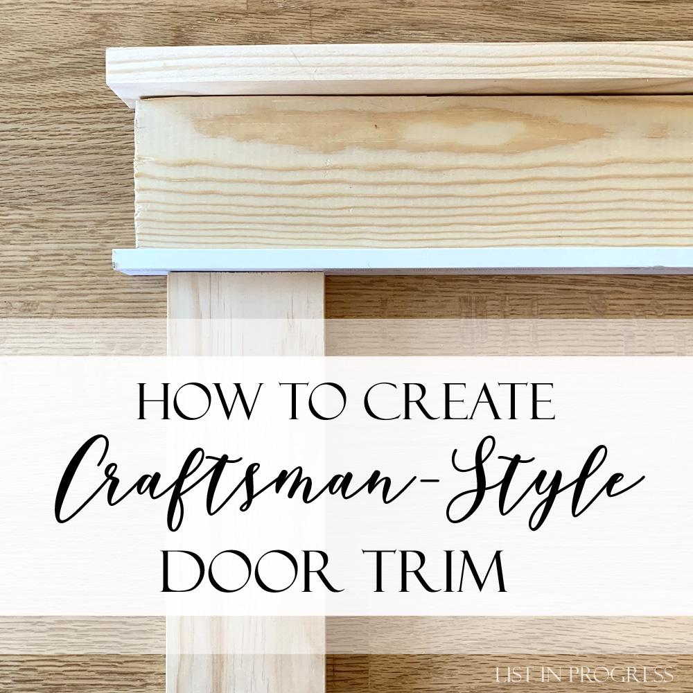Pin By Karen On Trim Doors Windows Baseboards In 2020 Craftsman Style Doors Craftsman Style Interiors Craftsman Style