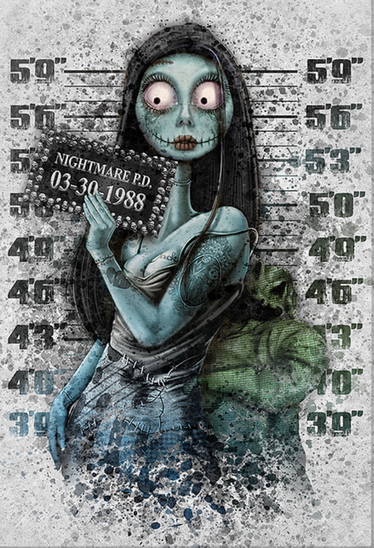 Nightmare Before Xmas Sally Nightmare Before Christmas Nightmare Before Christmas Drawings Dark Disney