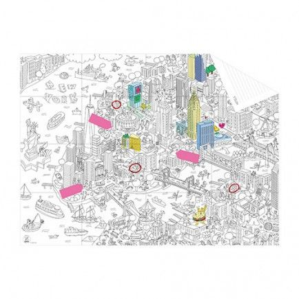 New York Pocket Map - Art & Craft - Children - Children