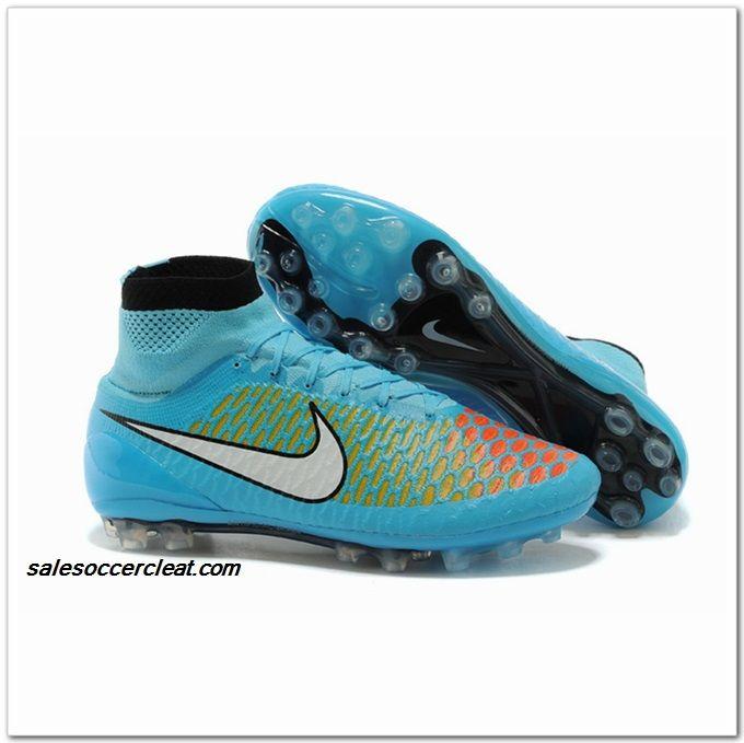 9d6deff2b65 Nike Magista Obra AG Mens Artificial Grass Pink  103.98