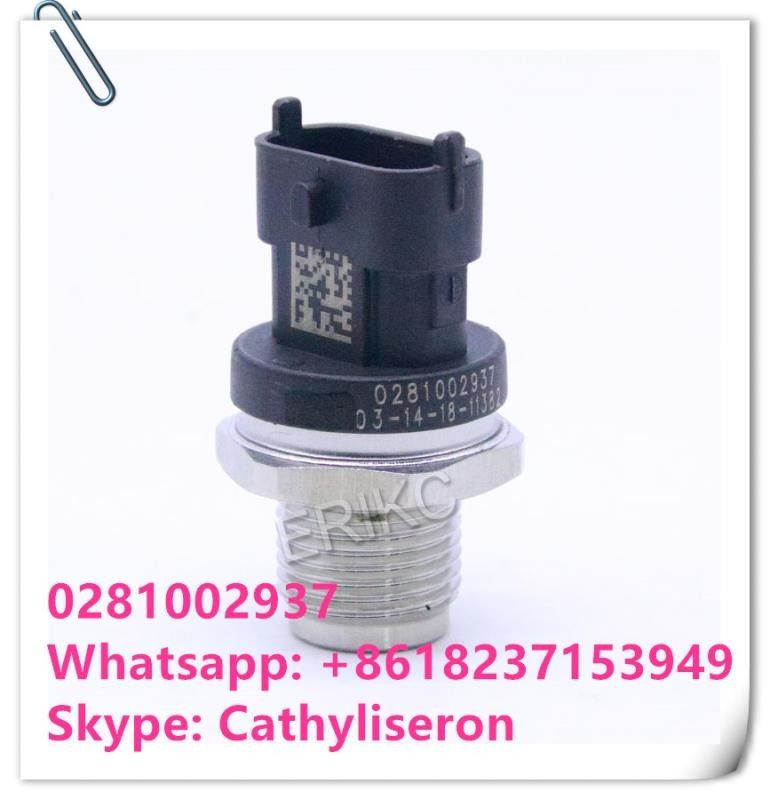 Rail Pressure Sensor 0281002937 Erikc Common Rail Fuel Injection