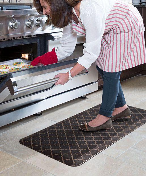 Anti Fatigue Kitchen Mats | Buy Kitchen Floor Mats | GelPro