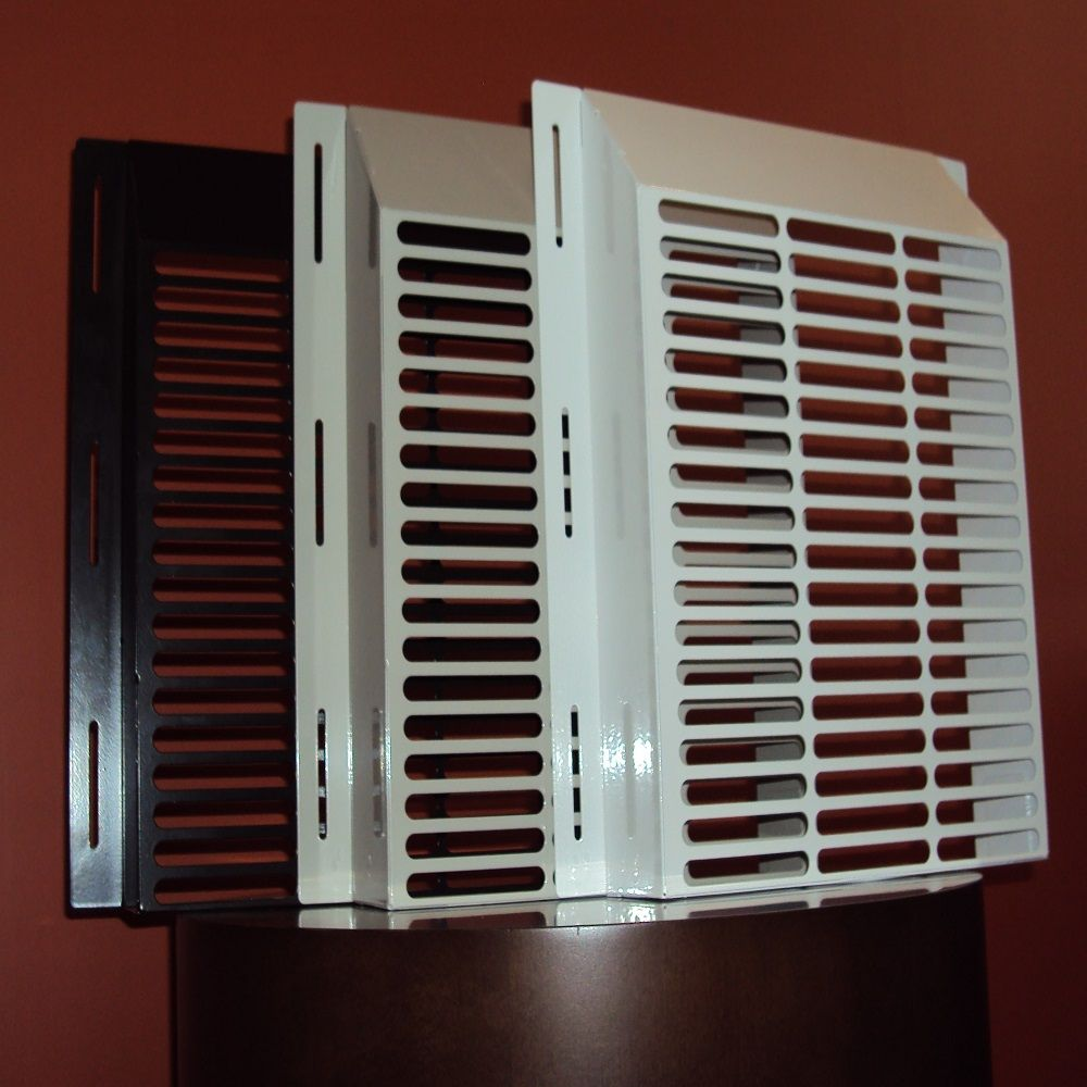 Wall-e-Cover- Exterior Vent Cover- Available In 3 Colors