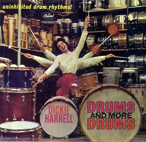 Drums ANd More Drums