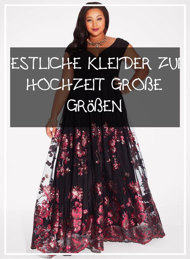 Good 19 Festliche Kleider Zur Hochzeit Grosse Grossen