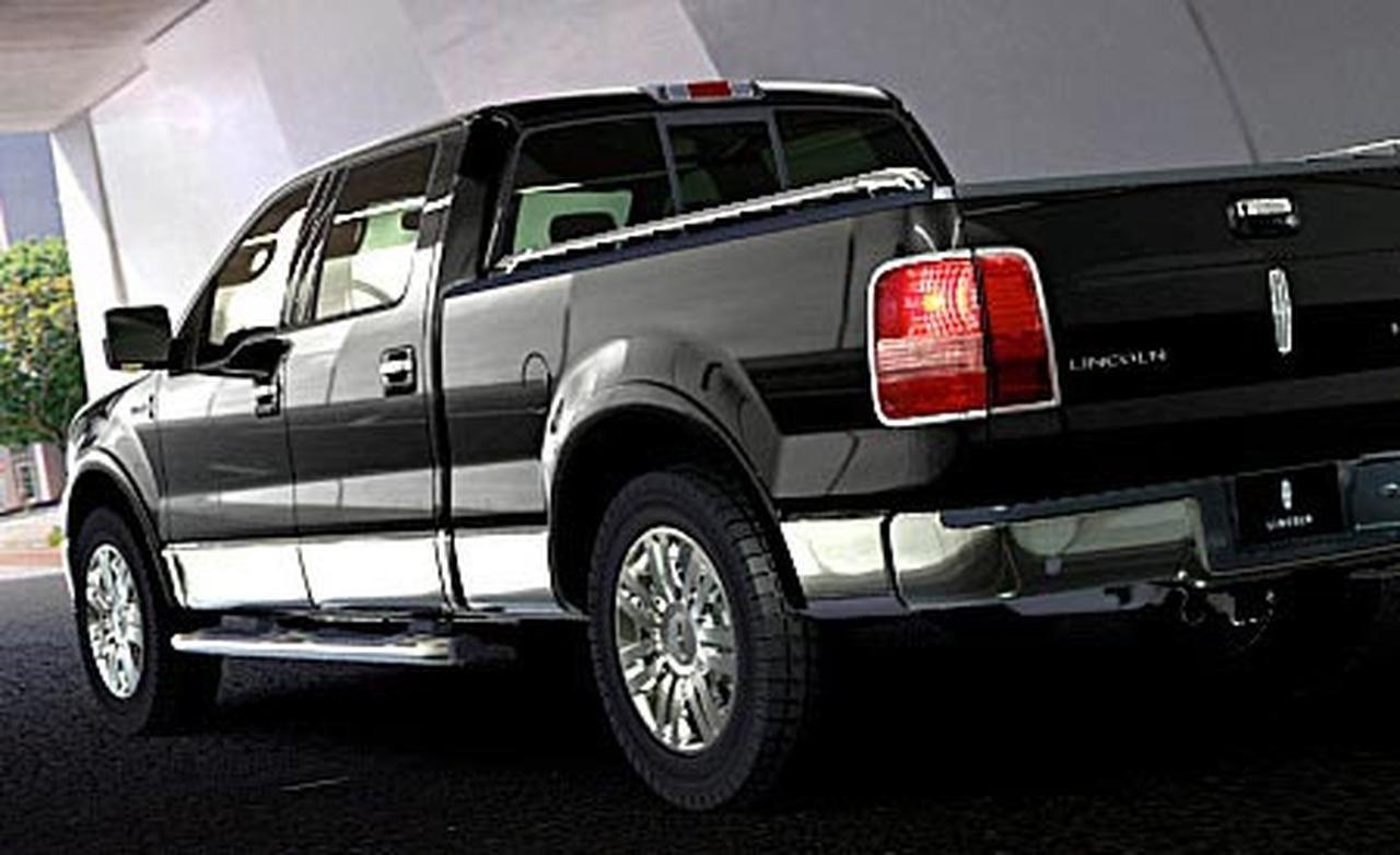 Lincoln Truck 2015 >> Lincoln Mark Lt 2009 2010 2011 2012 2013 2014 2015 2016