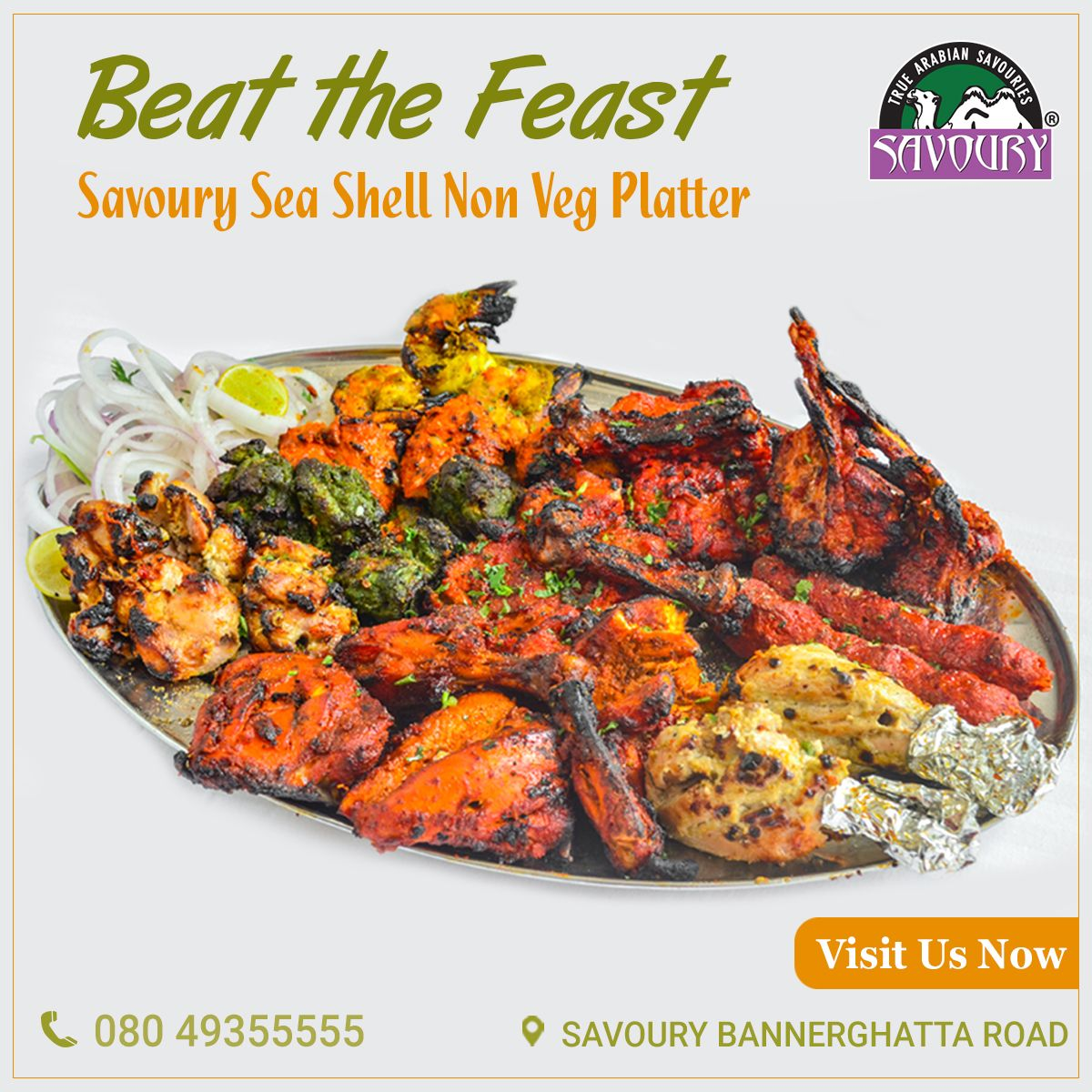 The Plate Which Gives Satisfaction For Meat Lovers Visit Savoury Seashell Bg Road With Family And Friends And Meat Restaurant Easy Meat Recipes Dinner Dishes