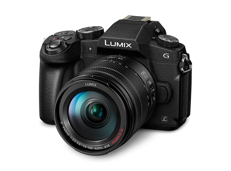 Panasonic DMC-G81HEG-K Lumix G Systemkamera (16 MP, 4K Foto-Video ...
