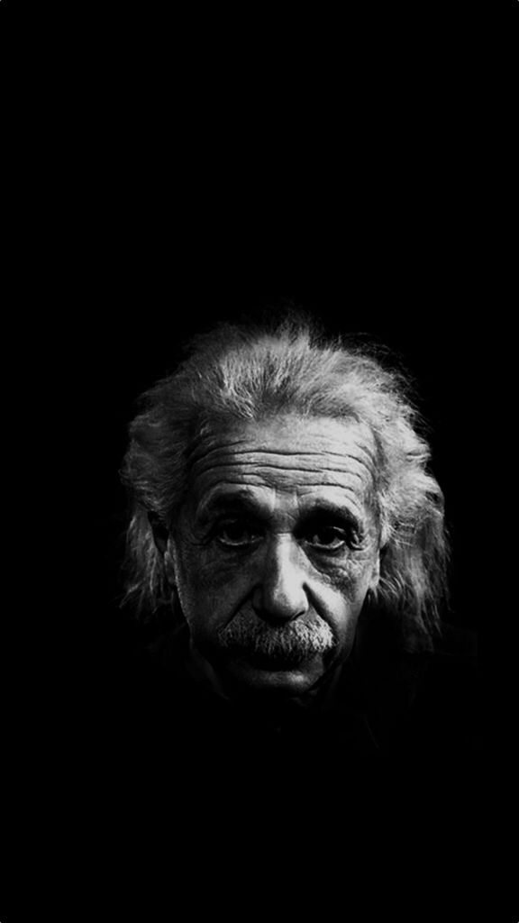 IPhone 6 Plus Einstein Wallpaper