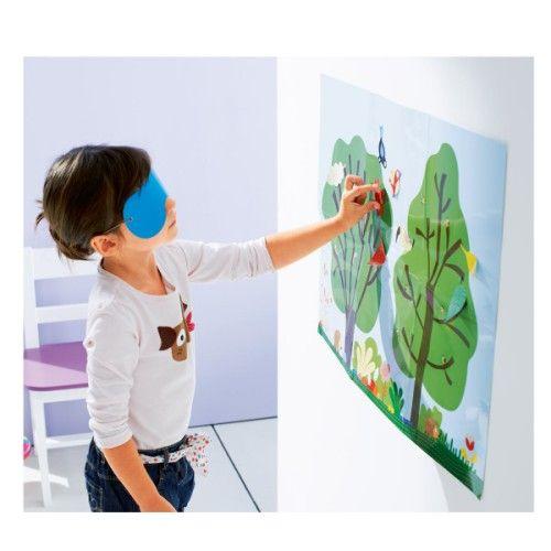 jeu d 39 anniversaire le jeu de l 39 arbre oxybul pour enfant de 4 ans 8 ans oxybul veil et jeux. Black Bedroom Furniture Sets. Home Design Ideas