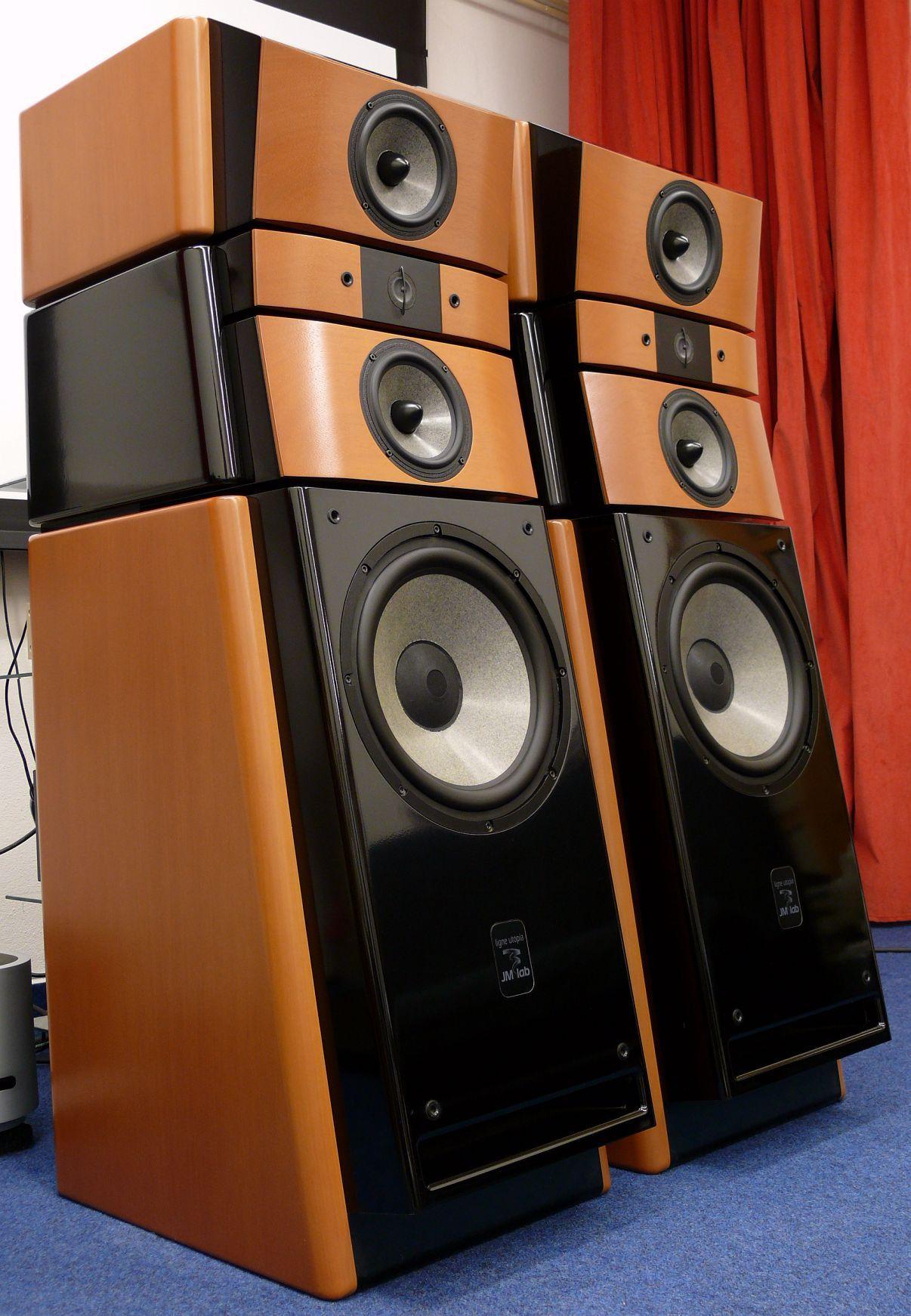 Focal Jm Lab Utopia 6967469719 Oficjalne Archiwum Allegro High End Audio Audio Design Hifi Audio