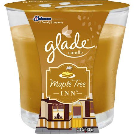 Glade Candle Maple Tree Inn Single Wick 3.8oz >>> Check out the image by visiting the link.