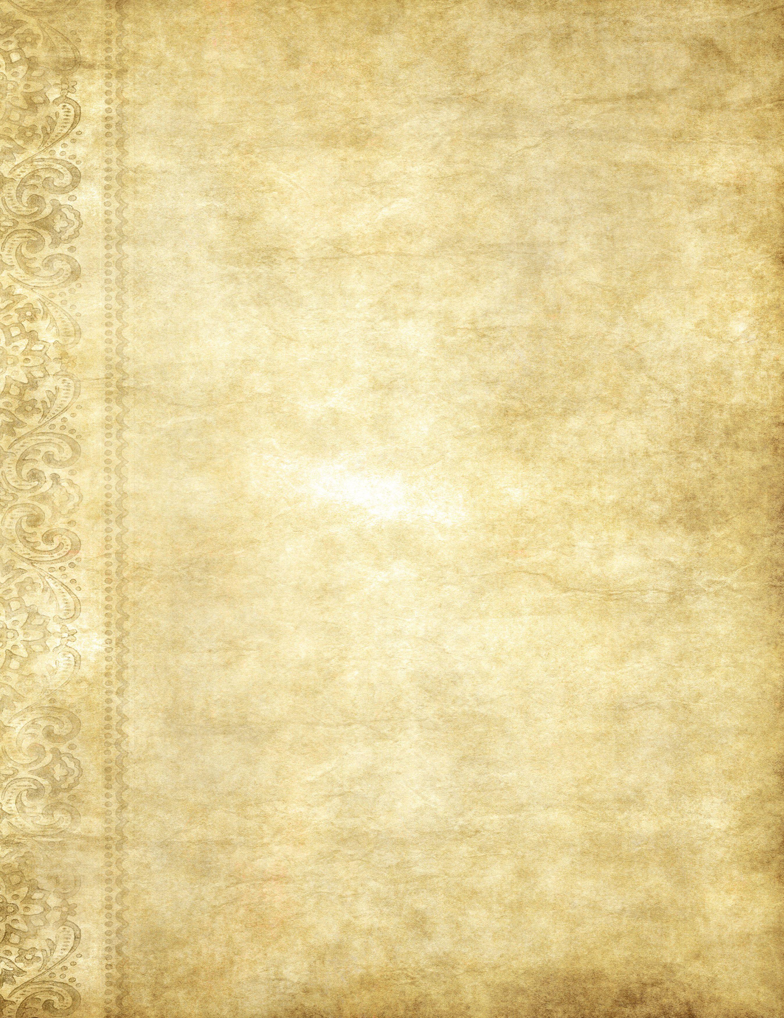 vintage paper texture with design