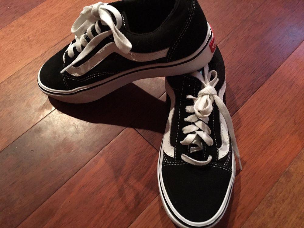 vans shoes size 4