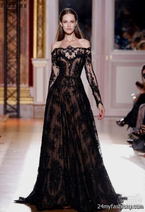black wedding dress tumblr 2016-2017 » B2B Fashion | wedding ...