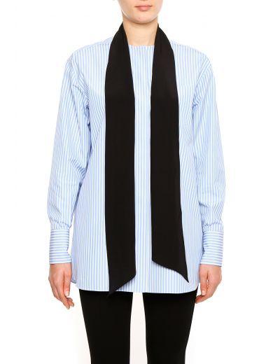 VALENTINO Striped Shirt. #valentino #cloth #shirts