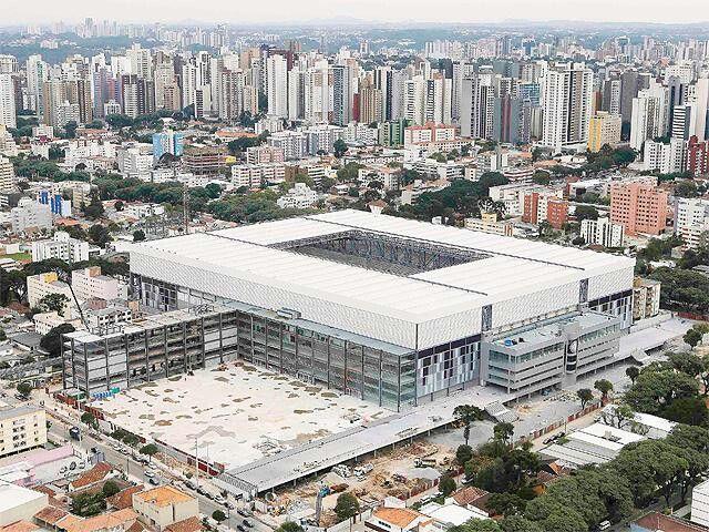 Curitiba Brasil 2014