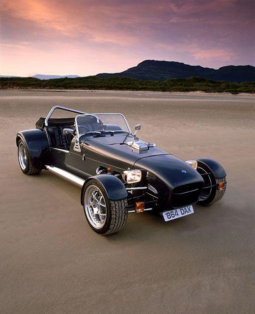 ヴィンテージカー, スーパー7, 自動車