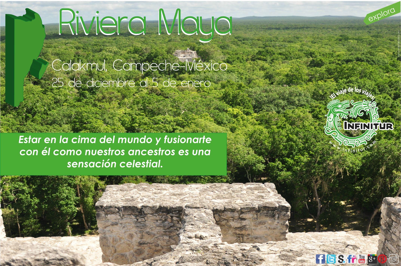 Riviera Maya Calakmul
