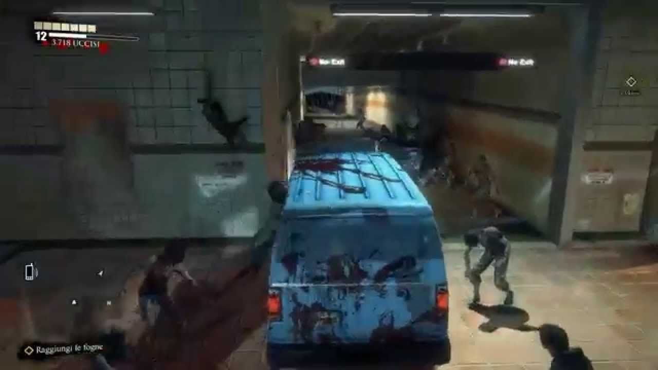 """""""TEST DRIVE"""" - Dead Rising 3 [FUNNY MONTAGE]"""