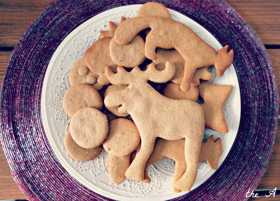 Имбирное печенье — ароматный рецепт с фото в 2020 г ...