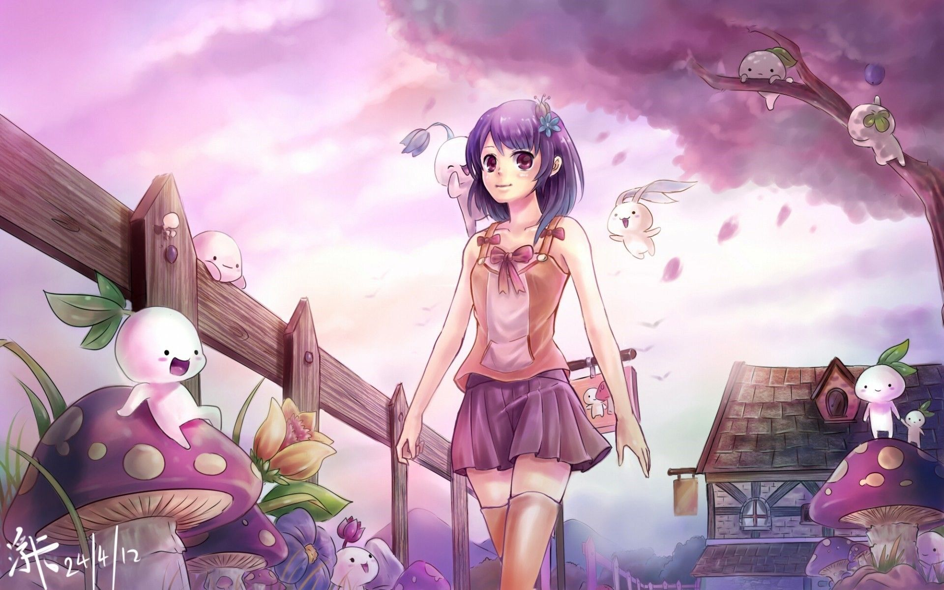 Pin On Hd Anime Wallpaper Anime love wallpapers wallpaper cave