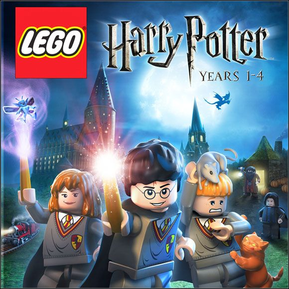 Lego Harry Potter Years 1 4 Lego Harry Potter Lego Hogwarts Harry Potter Games