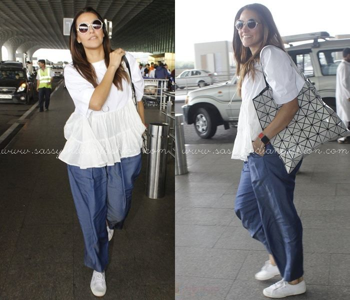 f231864a2378fd 10 Comfortable and Surprisingly Stylish Indian Travel Outfits ...