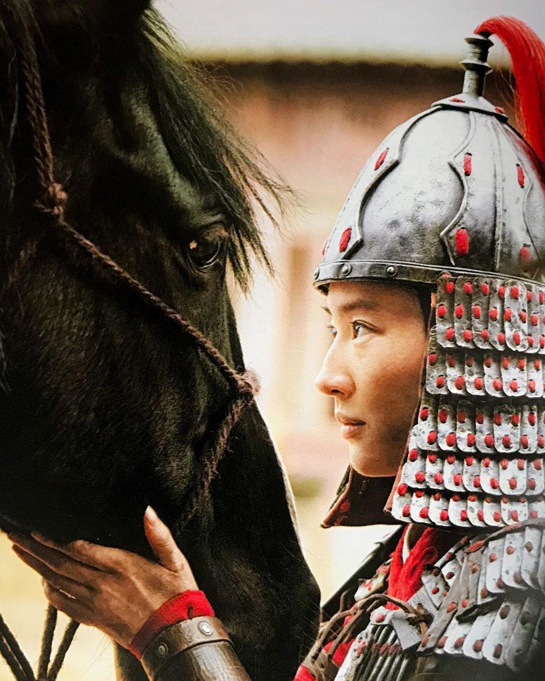Pin Em Mulan
