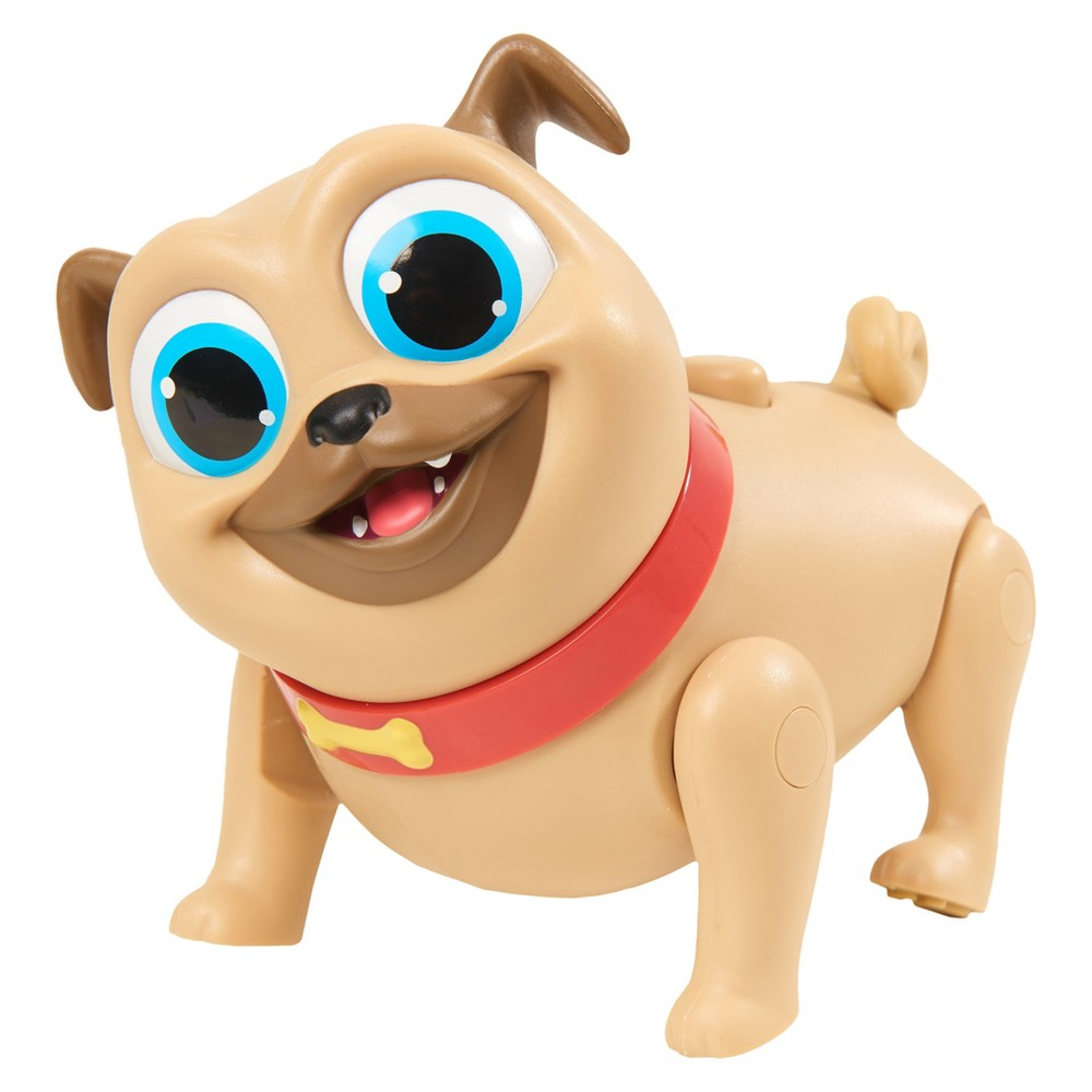 Disney Puppy Dog Pals Rolly Action Figure Dogs Puppies Paw