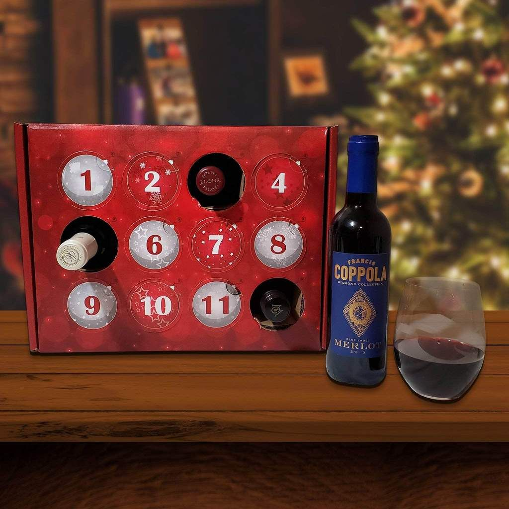 Wine Advent Calendar 2020 In 2020 Wine Advent Calendar Wine Gifts Wine Gift Baskets