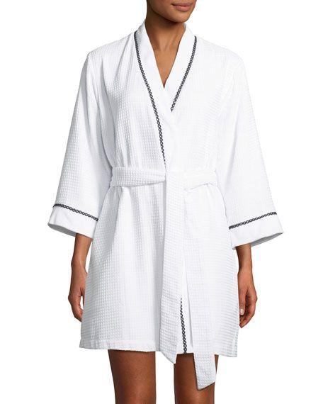 84d1ca2570 ladies first embroidered robe by kate spade new york at Neiman Marcus