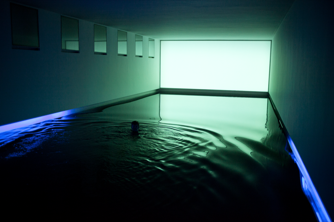 8 Artists Who Designed Extraordinary Swimming Pools James Turrell Swimming Pools Installation Art