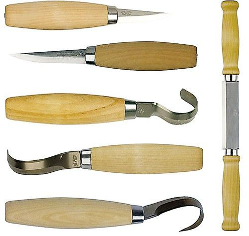 Erik frost wood carving knife set uk only hewing the bowl holz