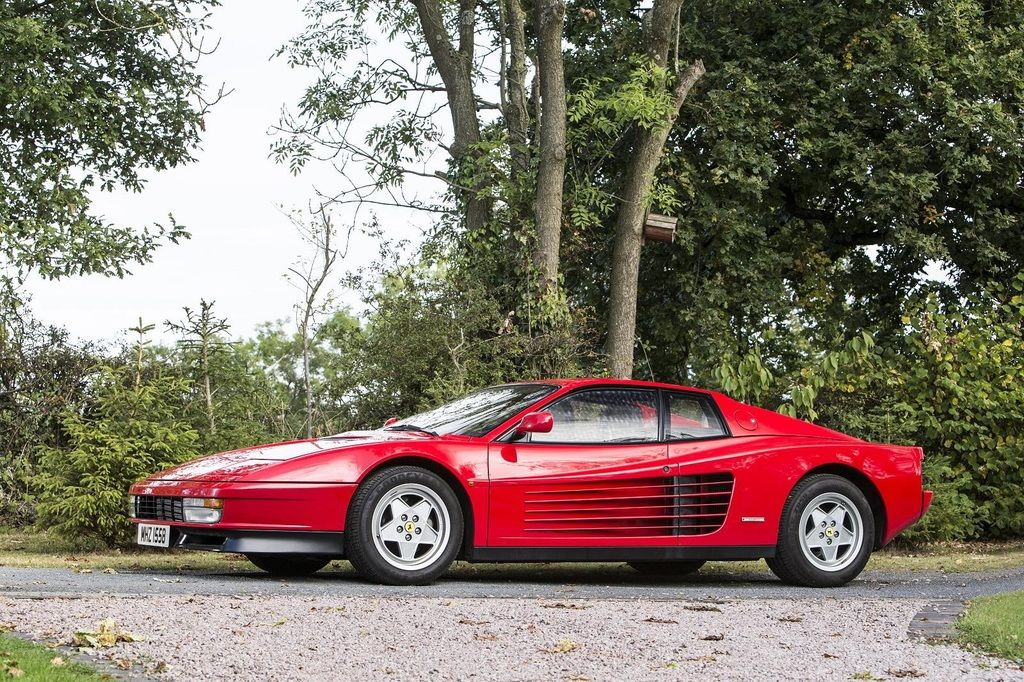 Edgy Eighties The Greatest Supercars And Sports Cars Of The 1980s Ferrari Testarossa Ferrari Super Cars
