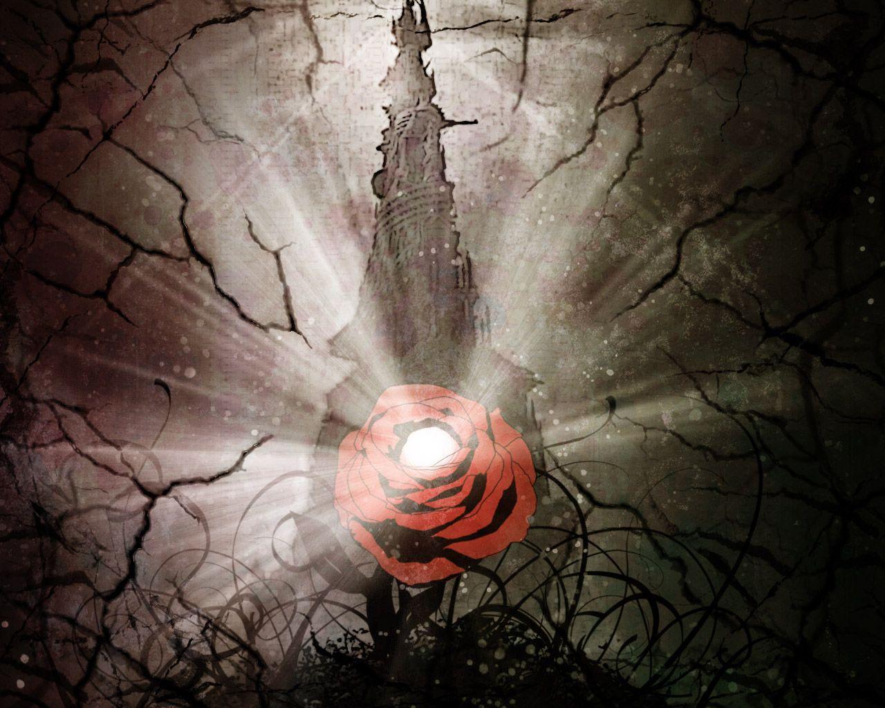 The Dark Tower By Luke314pi On Deviantart The Dark Tower Dark Tower Art The Dark Tower Series