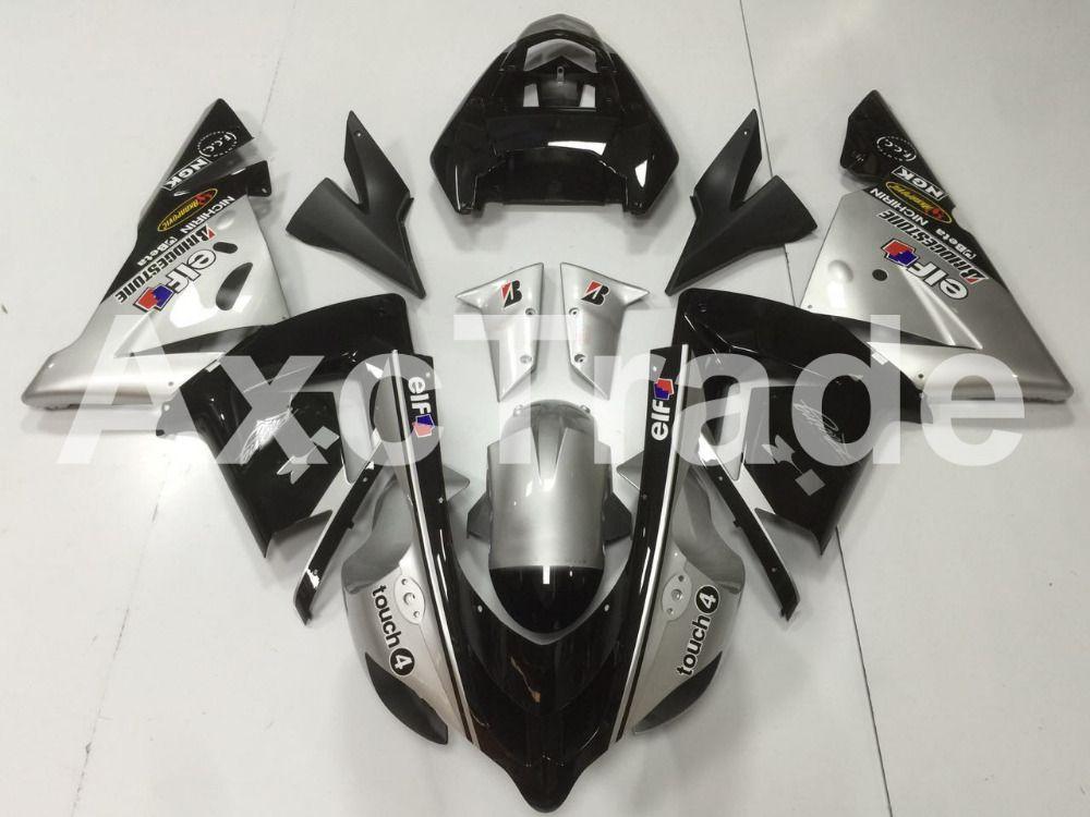 ABS Headlight Head Lamp Lens Cover Shield For Kawasaki Ninja ZX10R 2016-2017 MP