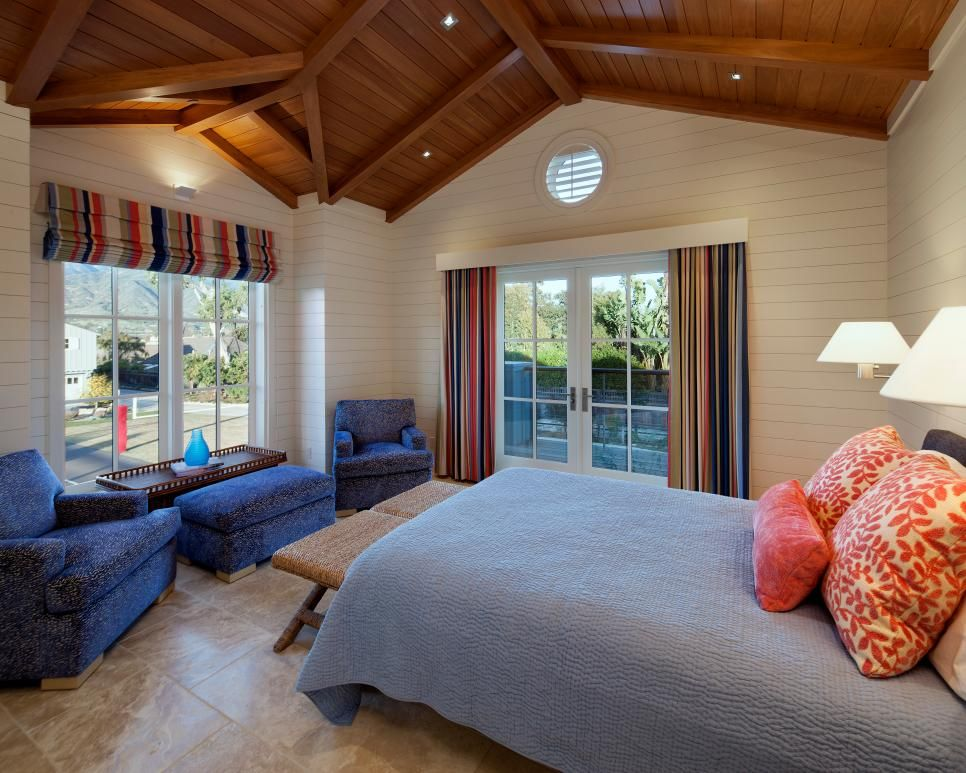 Search Viewer | HGTV | Beach style bedroom, Cottage ...